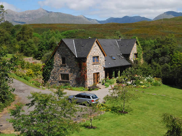 Roineabhal Country Guest House, Kilchrenan, Loch Awe, Argyll, Scotland