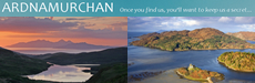 Ardnamurchan website - for locals and visitors to the area