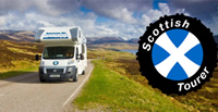Scottish Tourer - Motorhome hore company based in Perth Scotland