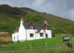 Shepherds cottage B&B near Eilean Donan Castle Kyle of Lochalsh