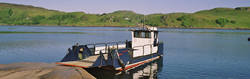 Kerrera Ferry to Isle of Kerrera by Oban Scotland