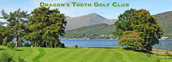 Dragons Tooth Golf Club Ballachulish near Glencoe Scotland