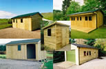 The Shed Man: Building & erecting Traditional quality sheds throughout the Highlands & Islands