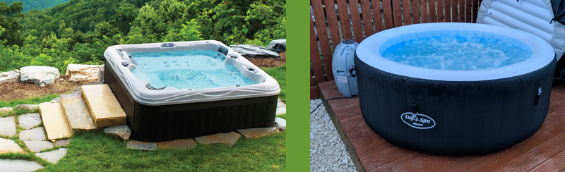 TLC Spas - Hot Tubs Jacuzzi Whirlpools
