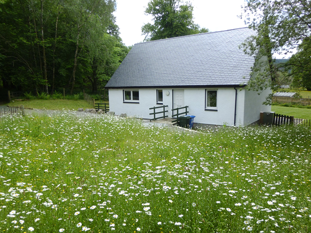 Self catering Strontian Ardnamurchan - Bramble Cottage