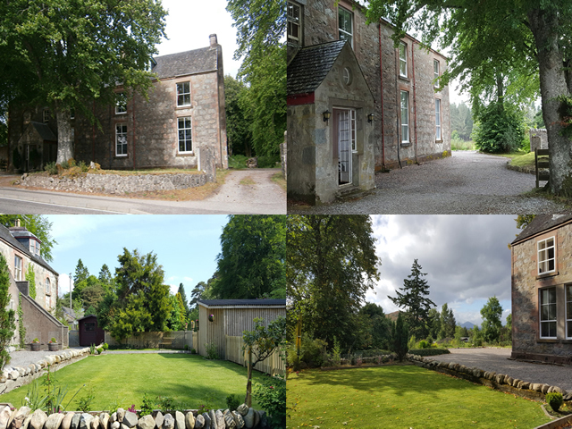 The Old Convent Holiday Apartments, Fort Augustus near Loch Ness