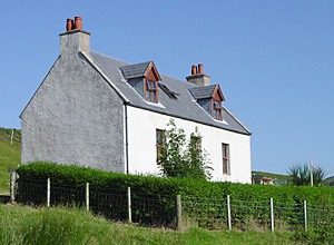 Sruthan Ruadh & Tigh Dochie - self catering at Ockle Holidays Ardnamurchan