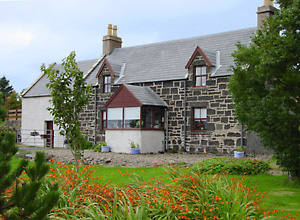 Sruthan Ruadh - self catering at Ockle Holidays Ardnamurchan